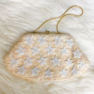 {Vintage} Stunning Beaded Bag